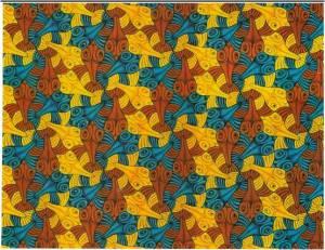 Escher BrYeBlfishes