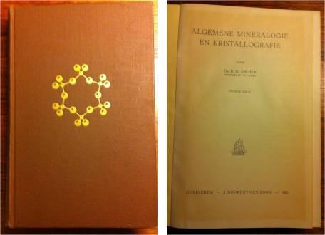 Eschers mineralogy book