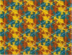 fishes and lattice