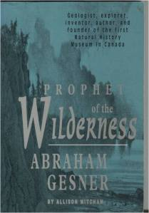Abraham Gesner biography book cover