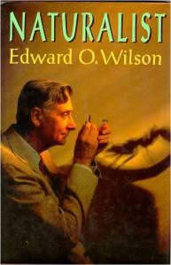 EO Wilson autobio book cover
