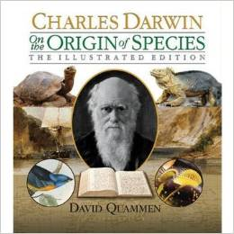 Quammen Darwin Origin of species book cover