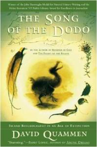 Song of the Dodo book cover